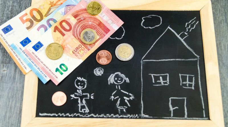 Kindergeld bei Zwillingen
