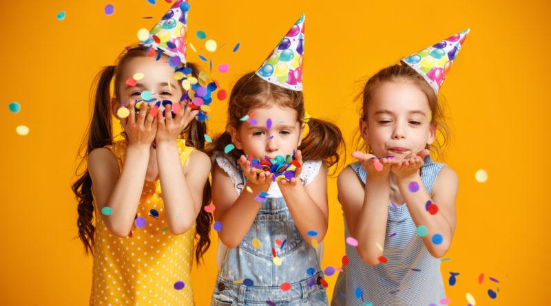 Geburtstagsfeier für Zwillinge planen