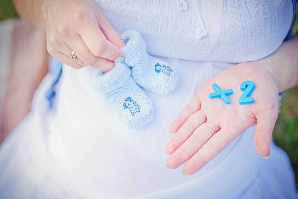 Schwangerschaft mit Zwillingen