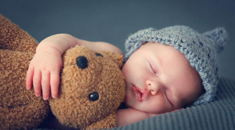 Tag-Nacht Schlafrhythmus bei Babys