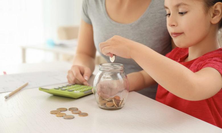kinder umgang mit geld