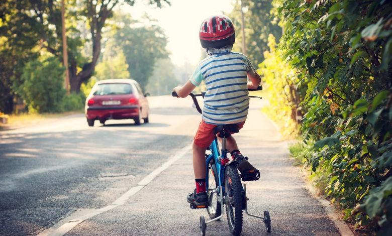Kinder im Verkehr