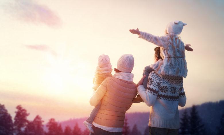 Reiseziele für Familien mit Kindern