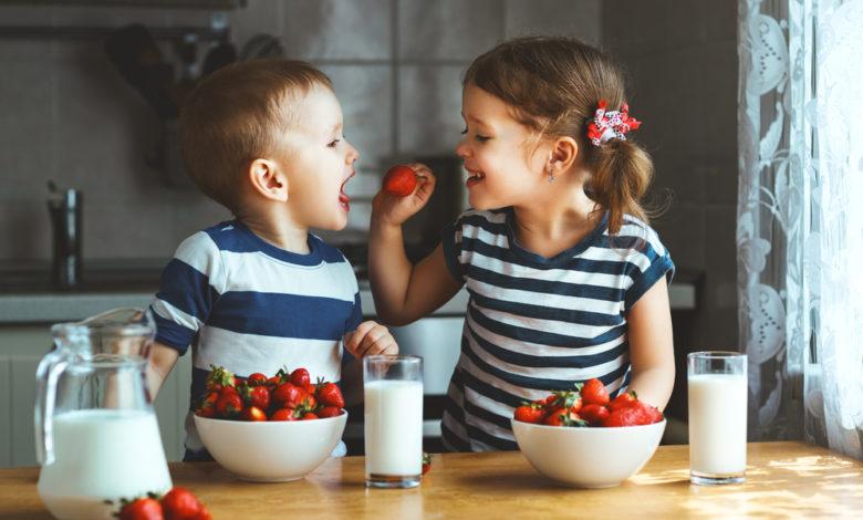 Ernährung für Kleinkinder