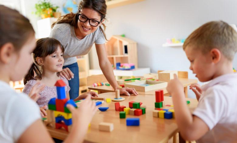 Kinderbetreuung Vorteile