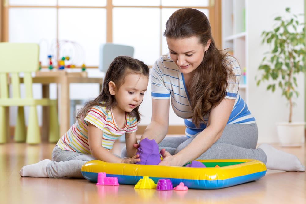 individuelle betreeung von kindern