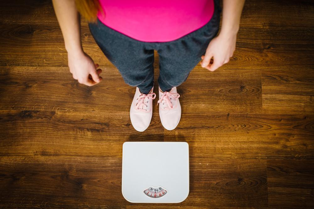 gewicht teenager