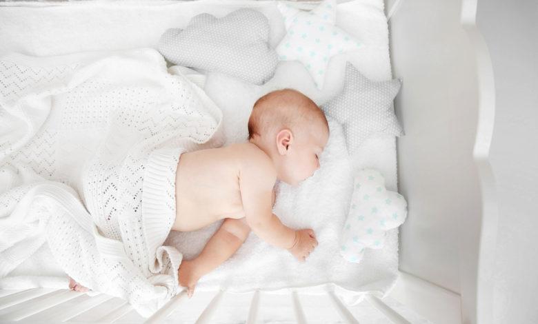 baby alleine schlafen lernen