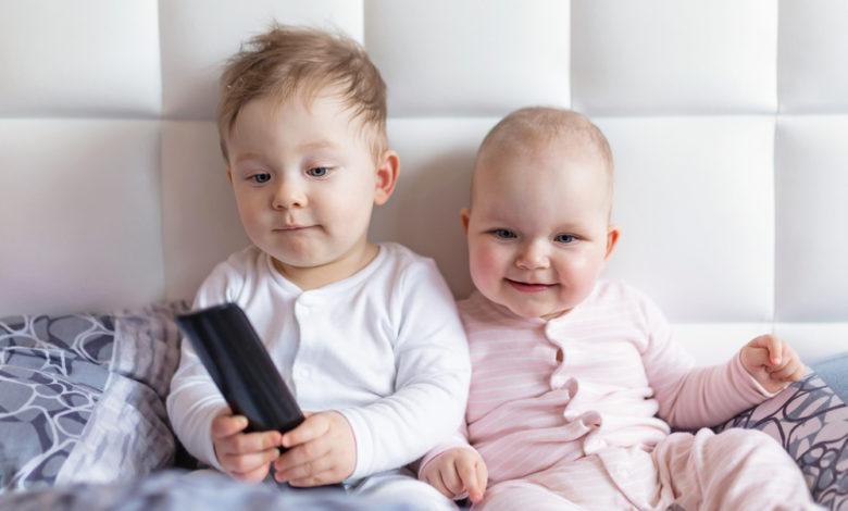 babys fernsehen